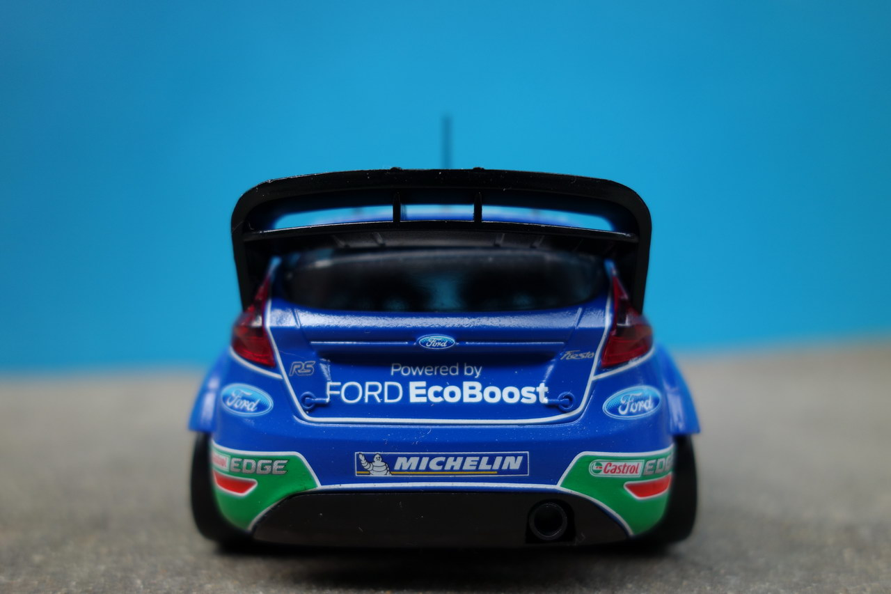 ford fiesta wrc 1 32 finescale modeler essential magazine for scale model builders model. Black Bedroom Furniture Sets. Home Design Ideas
